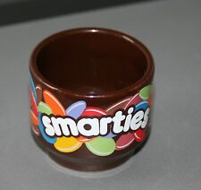 SMARTIES EGG CUP BY HORNSEA POTTERY