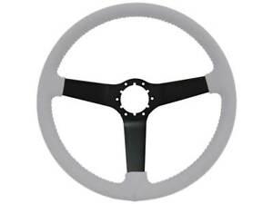 1980-82 Chevrolet Corvette OE Series Black Center Steering Wheel - Grey