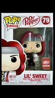 Funko Pop! Ad Icons Lil Sweet [Dr Pepper Exclusive] #79 BNIB Ready to ship