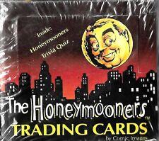 1988 The Honeymooners Factory Sealed Box Comic Images