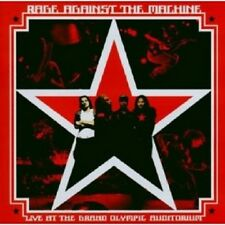 RAGE AGAINST THE MACHINE - LIVE AT THE GRAND OLYMPIC AUDITORIUM  CD METAL NEU