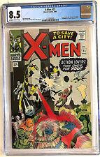 X-Men # 23 CGC 8.5
