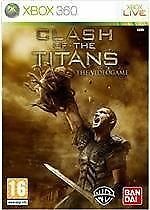 Microsoft Xbox 360 Spiel Clash - Kampf der Titanen NEU