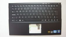 Sony Vaio SV-Z1311C5E Z1311Z9E Keyboard ROYAUME-UNI Palm: N860-7832-T405