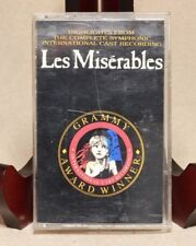 Highlights from Symphonic International Cast recording Les Miserables Audio Cass