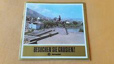 altes Reise Prospekt Besuchen Sie Grusien!, Intourist, um 1980