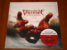 BULLET FOR MY VALENTINE TEMPER TEMPER LP *RARE* EU 1st PRESS VINYL RCA 2013 New