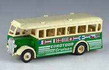 Lledo Days Gone Eurotour Cruises Half Cab Single Deck Bus England Mint Loose