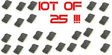 Lot of 25 Plantronics M 12 Headset Adapter Fully Tested
