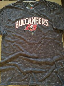 Fanatics Branded NFL Buccaneers Tom Brady Player Tee Soft Blend Adult Large  NEW