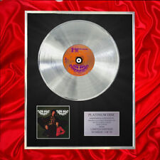 JIMI HENDRIX ARE YOU EXPERIENCED  CD PLATINUM DISC VINYL LP FREE SHIPPING TO UK