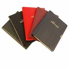 Ciak Red Log book 3.5 x 5.5