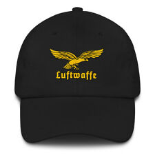 Luftwaffe Eagle German WW2 Embroidered Baseball cap