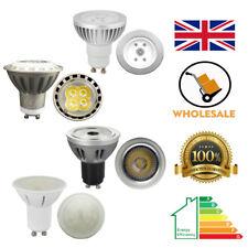 MR16 GU10 Foco Bombilla LED 3W 4W 5W 7W Super Luminoso lámpara tibia fría blanca