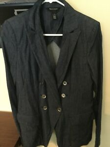 White House Black Market Women's Size 8 Blazer
