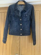 Oasis Lovely Denim Jacket - Size 14