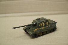Roco Minitanks Jagdtiger Wehrmacht H0 1:87 gesupert