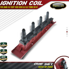 Ignition Coil Pack for Saab 9-3 YS3F YS3D 9000 2.0 2.3 Turbo 1990-2000 Eco Power