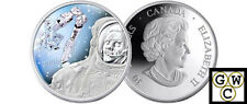 2006 Canadarm Proof $30 Silver Hologram (11932)