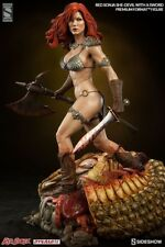"Sideshow Red Sonja ""Devil with a Sword"" PF Exclusive"