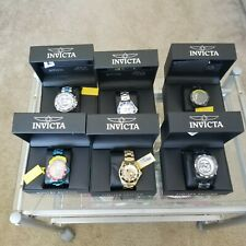 Invicta STAR WARS Limited Edition Watch set - NEW - 6 Watches in this auction