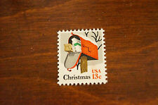 US Scott #1730, Christmas Mailbox Stamp, MNH 13 cents