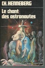 la canzone della astronautes.C.HENNEBERG.le maschera SF N° 26. SF5