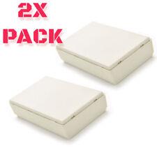 2 Pcs - 70X50X21mm Plastic Enclosure Case DIY Electronics Project Box 141016 CNC
