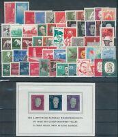 DDR,Jahrgang 1958, Michel 120€, pracht