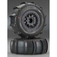 Proline 1158-17 Sling Shot SC 2.2 /3.0 XTR Tires (2) Mounted Slash 4wd f&r