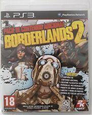 Borderlands 2. Pack De Contenido Adicional. Ps3. Fisico. Pal Es