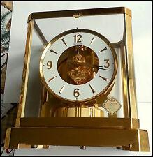 Vintage Jaeger LeCoultre Atmos Mantle Clock: Caliber-528-8 S/N#356723