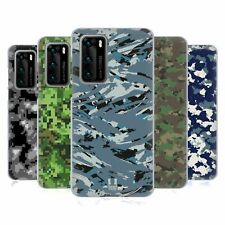 HEAD CASE DESIGNS DIGITAL CAMOU SOFT GEL CASE FOR HUAWEI PHONES
