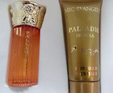 PALLADIO DONNA MICAELANGELO 1.7 OZ EDP SPRAY & 3.4 BODY LOTION FOR WOMAN RARE