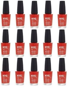 NYC In a Color Minute Quick Dry Nail Polish, 221 Spring Street CHOOSE PACK