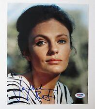 Jacqueline Bisset Signed Authentic Autographed 8x10 Photo (PSA/DNA) #D08474