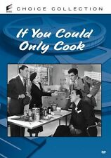 IF YOU COULD ONLY COOK (Jean Arthur) Region Free DVD - Sealed