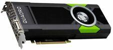 Nvidia Quadro P5000 16GB GDDR5X PCI-e 3.0 x16 8K HDR Graphics Card
