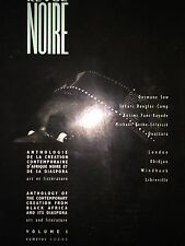 REVUE NOIRE VOLUME 1 BY OUSAME SOW  *FIRST EDITION*
