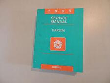 Shop Service manual Werkstatthandbuch Dodge Dakota Modelljahr 1995