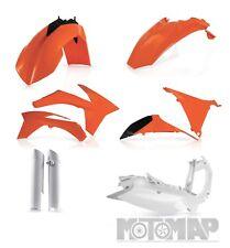 Acerbis 0016234.553.012 Full Kit completo plastiche Carene KTM EXC 125 2012