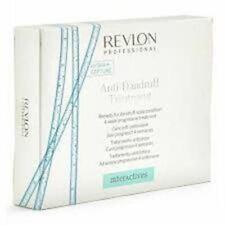 Revlon Hydra Capture Anti Dandruff Treatment 4x18ml