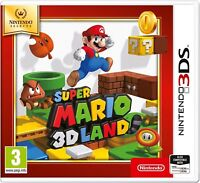 NEW & SEALED! Super Mario 3D Land Selects Nintendo 3DS Game