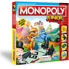 Monopoly Junior Board Game - BRAND NEW SEALED - FREE P&P