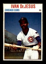 1979 Hostess #88 Ivan DeJesus Cubs EX-MT *9y