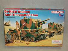 Dragon 1/35 Scale British Bishop Self - Propelled Gun