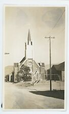 St Mary's in the Mountains VIRGINIA CITY NV Vintage 1930s/40s Photograph