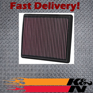 K&N 33-2423 Air Filter suits Fiat Freemont JF 2.4 Litre (2360cc) (ED3)
