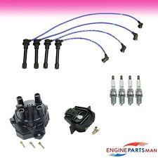 TK2035-07 : Fits 98-01 Nissan Altima L4 2.4L Tune Up Kit Cap Rotor Plug Wire Set