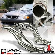 Stainless Steel Long Tube Exhaust Header Manifold for 96-04 Mustang 4.6 281 V8